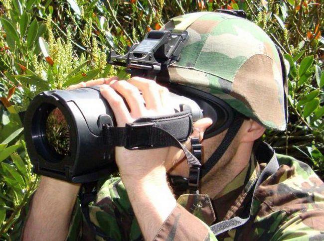 Фото - Тепловізор військовий: види, призначення та принцип роботи