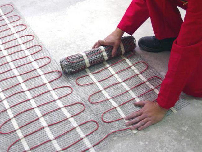 плівковий тепла підлога під лінолеум відгуки