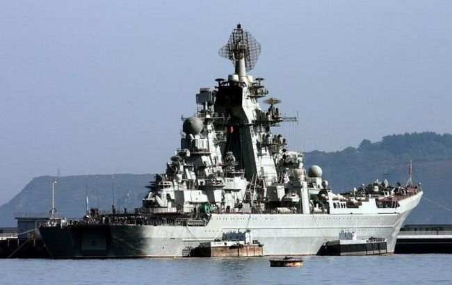 Фото - Важкий атомний ракетний крейсер