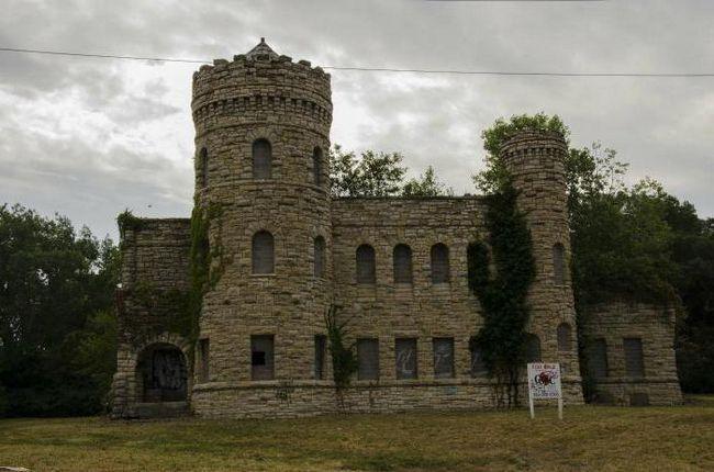 Фото - Тюремний замок в Тобольську і інші відомі тюремні замки