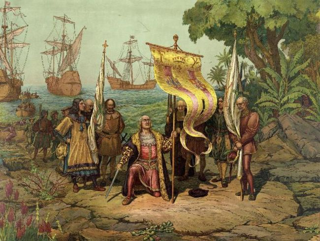 Фото - Топ-5 помилок про Колумба