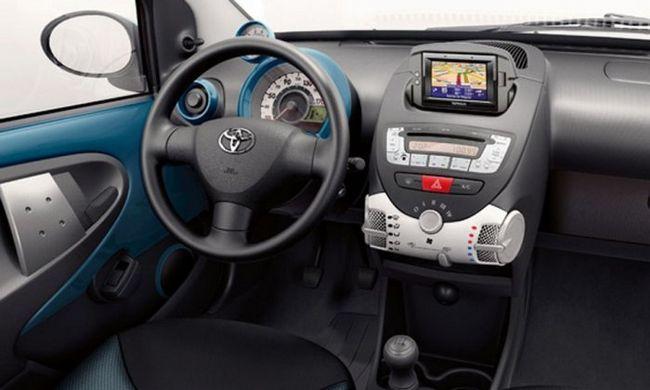 Фото - Toyota aygo: огляд