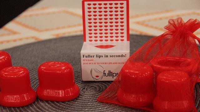 Тренажер для збільшення губ luscious lips pump