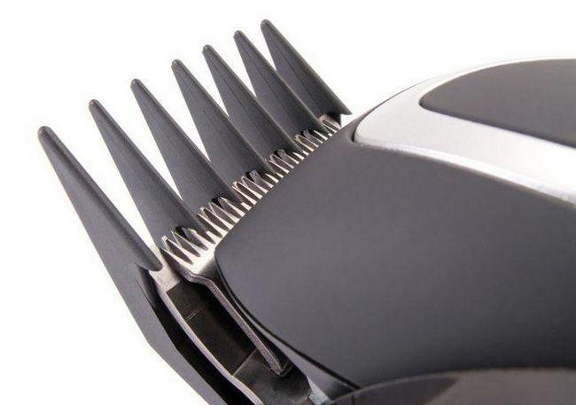 триммер для стрижки волосся в носі