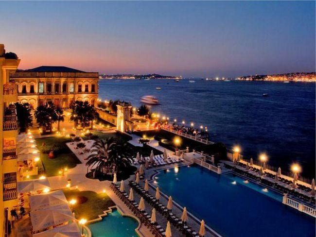 міста курорти турции список