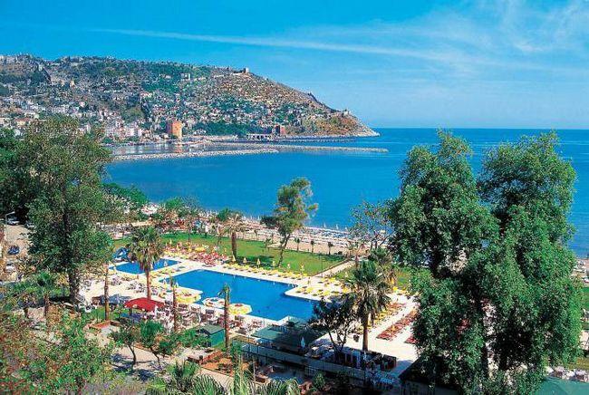 туреччина міста курорти Мармаріс