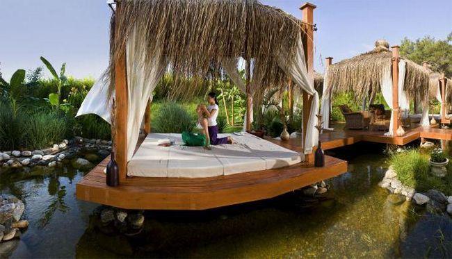 туреччина міста курорти Океаника готель