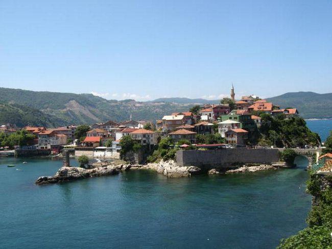 міста курорти Туреччини на Середземному морі