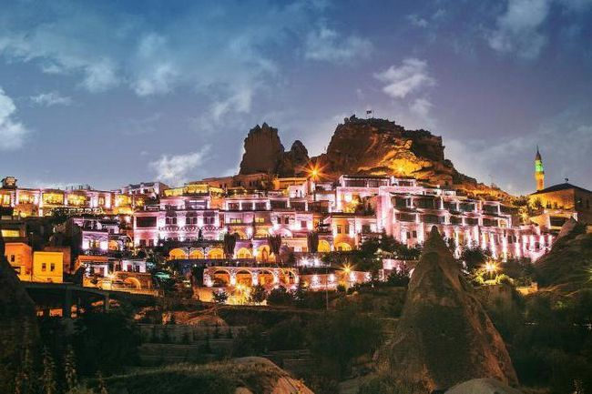 туреччина міста курорти Океаника готель туреччина