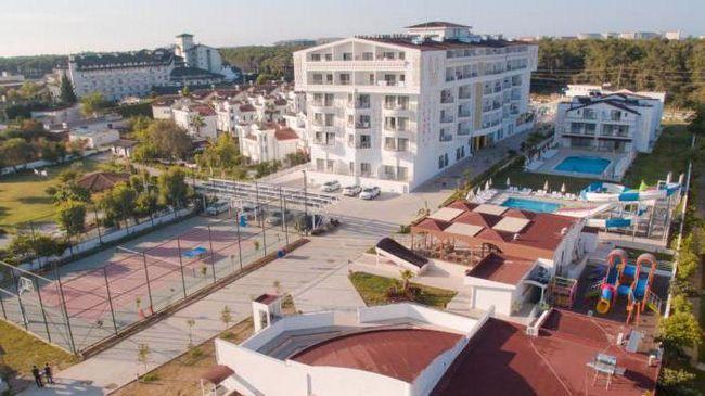 Фото - Туреччина, готель sarp hotels belek 4 *. Відгуки та опис