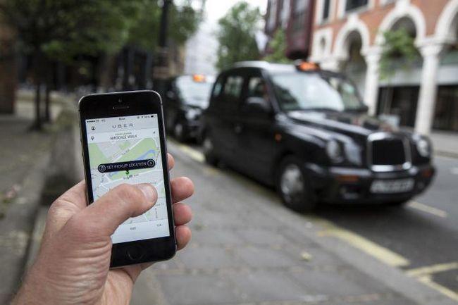 Фото - Uber: відгуки пасажирів. Служба таксі