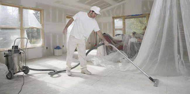 Фото - Прибирання квартири після ремонту - з чого почати? Послуги з прибирання квартир після ремонту, вартість