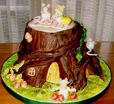 Фото - Прикраса торта своїми руками в домашніх умовах (фото)