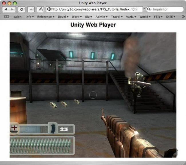 як встановити плагін unity web player