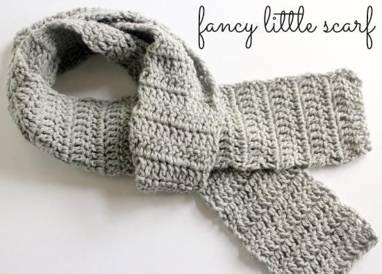 Фото - Візерунок для шарфа гачком. Візерунки гачком: схеми та опис