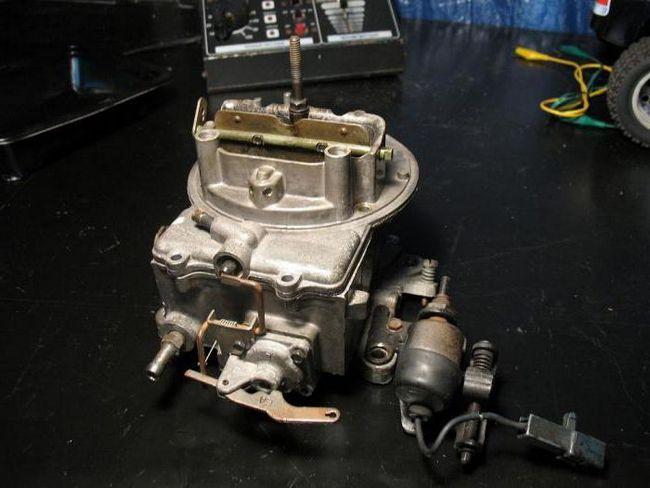 Фото - Ваз-2106: карбюратор. Встановлення та налаштування карбюратора