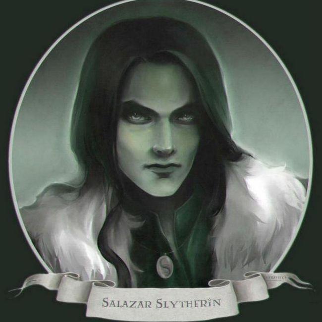 Фото - Найвеличніший чаклун Салазар Слизерин