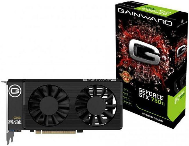 відеокарта GeForce GTX 750 Ti