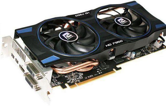 Radeon HD 7950 ціна