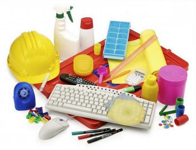 Фото - Види пластику, властивості, фото