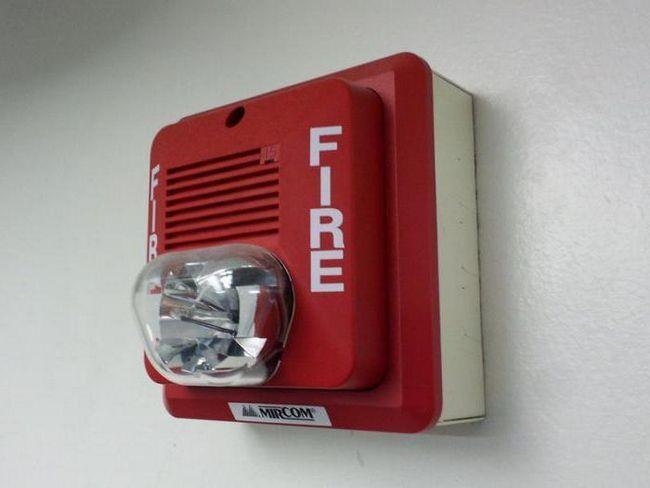 Фото - Види пожежної сигналізації та зв'язку. Тип і вид пожежної сигналізації в школі