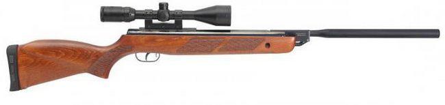 Фото - Гвинтівка gamo hunter +1250: огляд, технічні характеристики і фото