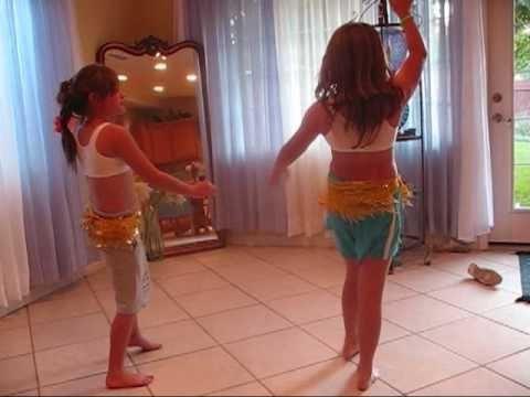 як танцювати східні танці для дітей
