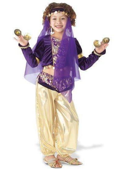 костюми для східних танців для дітей