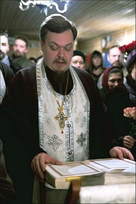 Фото - Всеволод чаплин - священик російської православної церкви, протоієрей