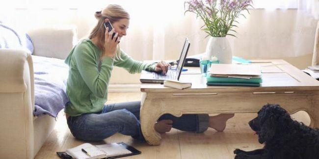 Фото - Вся правда про роботу з дому