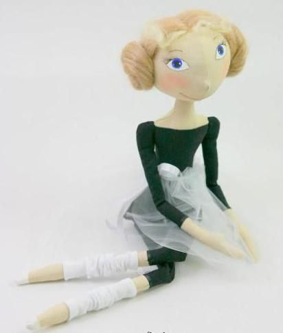 Фото - Вибираємо викрійки ляльок-тиквоголовок