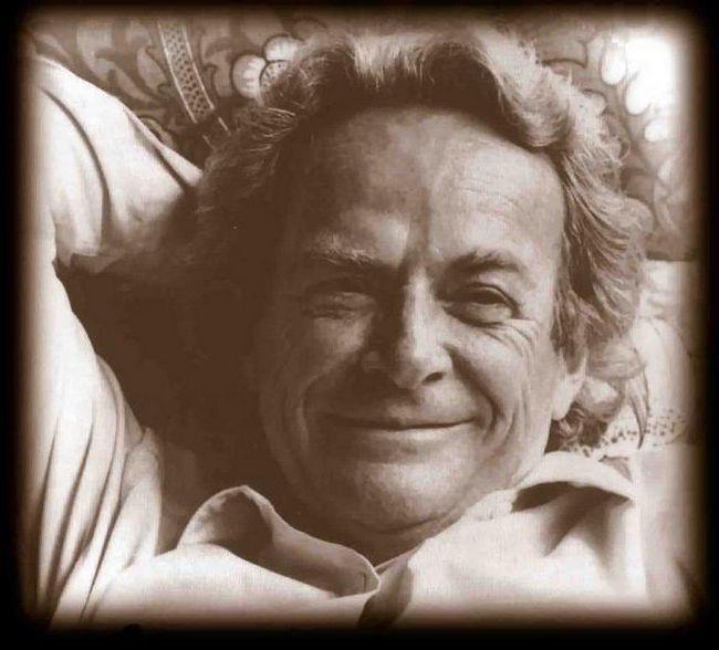 фізик Ричард Фейнман