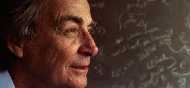теорія Ричард Фейнман