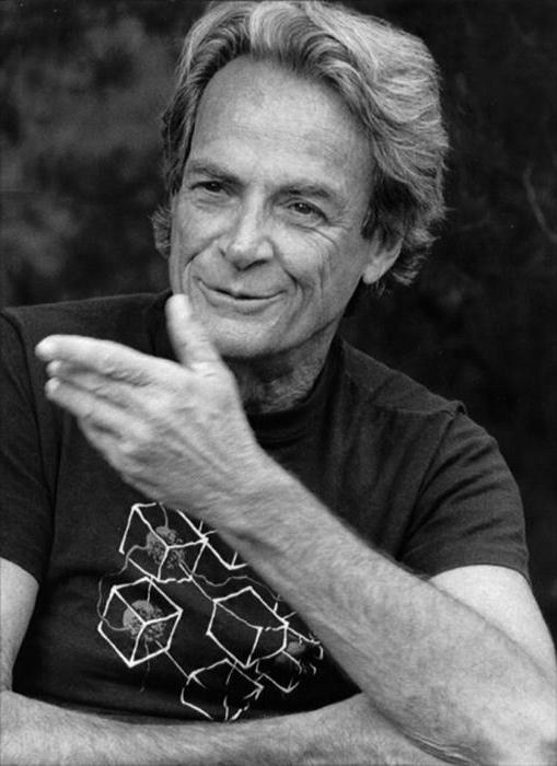 Фото - Видатний американський вчений Ричард Фейнман: біографія та досягнення, цитати