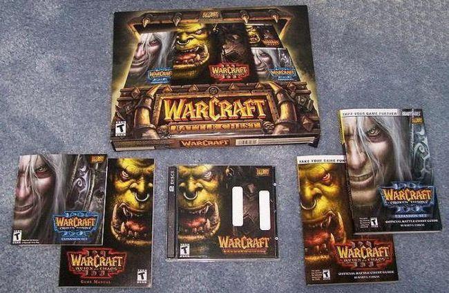Фото - Warcraft 3: коди до гри