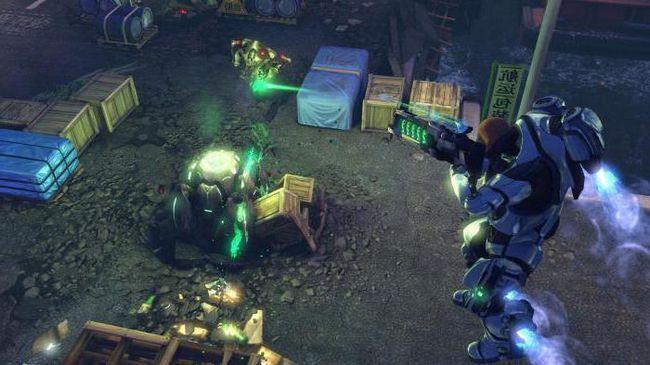 XCOM Enemy Unknown проходження
