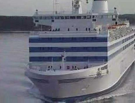 аварії суден на морі