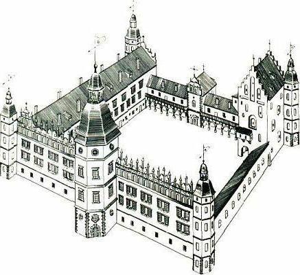 Гольшанський замок історія
