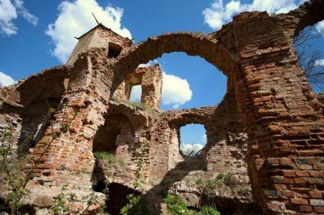 Гольшанський замок легенди