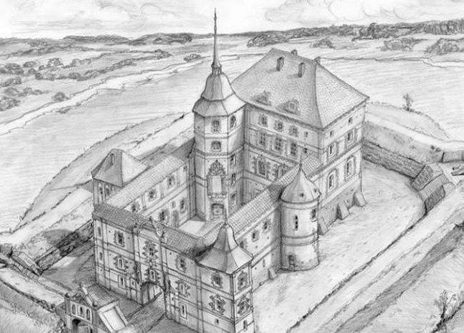 Фото - Замок Гольшанський (беларусь): історія та легенди