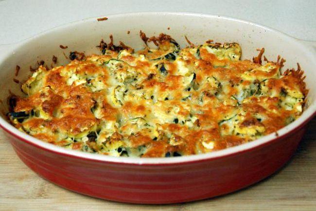Фото - Запіканка з кабачків: рецепти в духовці покрокові з фото