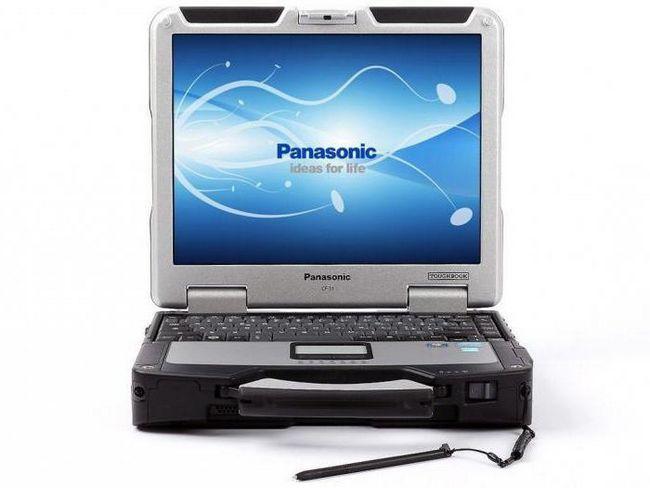Фото - Захищений ноутбук: огляд, виробники, опис, характеристики, відгуки користувачів
