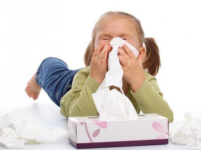 Фото - Захистіть своїх дітей від поширених алергенів