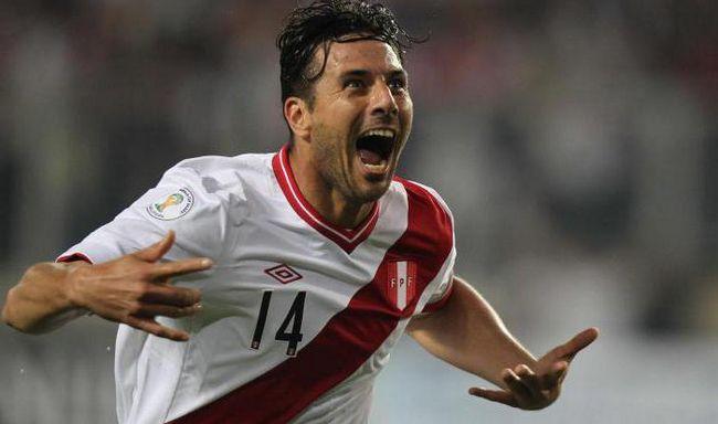 Фото - Життя і кар'єра перуанського футболіста Клаудіо Пісарро: найцікавіші факти