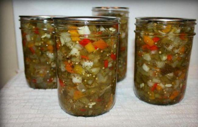 як приготувати зимовий салат з огірків