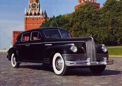 Фото - Зіс-110. Радянський легковий автомобіль представницького класу