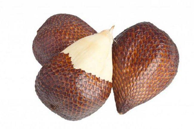 як називається зміїний фрукт