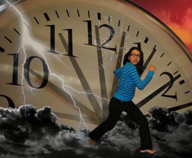 значення однакових цифр на годиннику