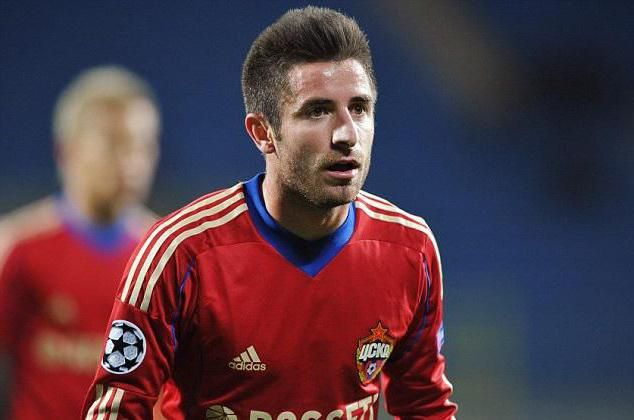 Фото - Зоран Тошич - кар'єра скромного, але перспективного сербського футболіста