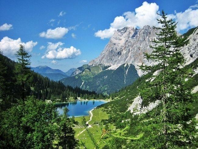 Фото - Альпи: де знаходяться ці красиві гори?